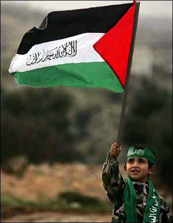 فلسطين اسلامية حتى لو اتهمنى بالارهاب